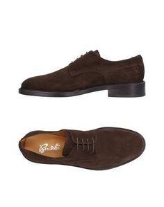 Обувь на шнурках Bruschi