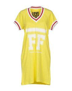 Короткое платье French Fries