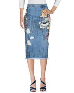 Джинсовая юбка Marco Bologna