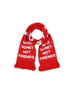 Шарф Make Money NOT Friends