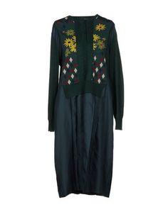 Платье до колена Antipast