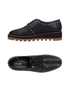 Обувь на шнурках Liu Jo