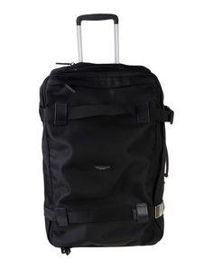 Чемодан/сумка на колесиках A.G. Spalding & Bros. 520 Fifth Avenue NEW York