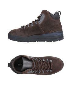 Высокие кеды и кроссовки Woolrich