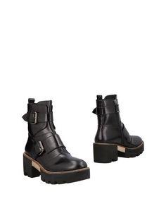 Полусапоги и высокие ботинки Elvio Zanon