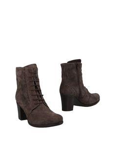 Полусапоги и высокие ботинки Frau