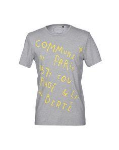 Футболка Commune DE Paris 1871