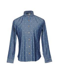 Джинсовая рубашка Michael Coal