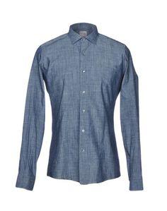 Джинсовая рубашка Rosso Malaspino