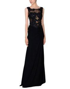 Длинное платье MY Secret Black Dress