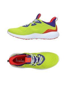 Низкие кеды и кроссовки Adidas BY Kolor