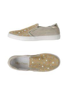 Низкие кеды и кроссовки Miss Grant