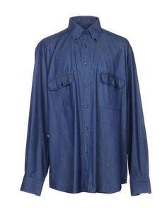 Джинсовая рубашка Gianmarco Bonaga