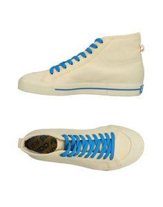 Высокие кеды и кроссовки Adidas by Raf Simons