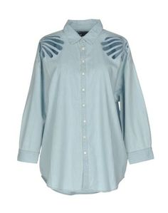 Джинсовая рубашка 3x1