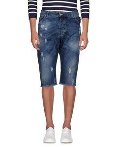 Джинсовые брюки-капри 10 Milano