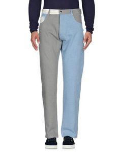 Джинсовые брюки Christopher Shannon