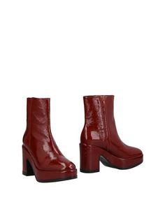 Полусапоги и высокие ботинки Pf16