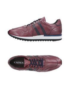 Низкие кеды и кроссовки Exton