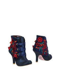 Полусапоги и высокие ботинки Irregular Choice