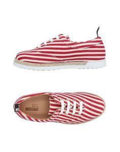 Обувь на шнурках Love Moschino