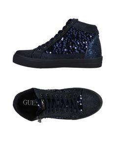 Высокие кеды и кроссовки Guess