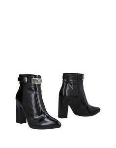 Полусапоги и высокие ботинки Love Moschino