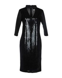 Платье длиной 3/4 Class Roberto Cavalli
