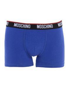 Боксеры Moschino