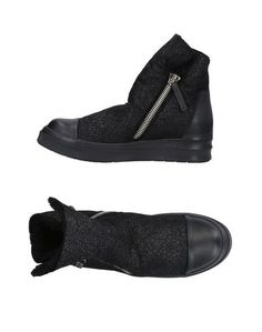 Высокие кеды и кроссовки Cinzia Araia
