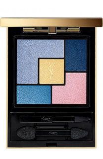 Палетка теней Couture Palette Collector Pop Illusion YSL