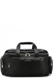 Дорожная сумка с плечевым ремнем Dirk Bikkembergs