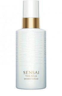 Крем для душа The Silk Shower Cream Sensai