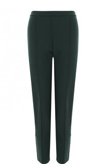 Однотонные укороченные брюки со стрелками By Malene Birger
