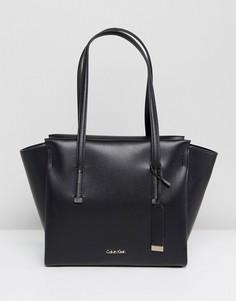 Сумка-шоппер Calvin Klein - Черный
