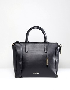 Сумка-тоут Calvin Klein Kayla - Черный