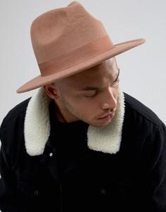 Шляпа-федора 7X - Рыжий