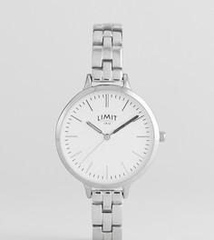 Серебристые наручные часы Limit эксклюзивно для ASOS - Серебряный