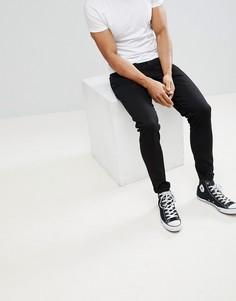 Черные джинсы Weekday - Черный