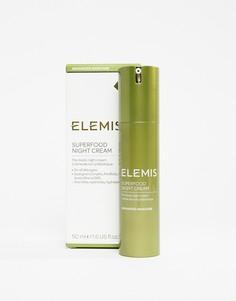Ночной крем с суперфудами Elemis - Бесцветный