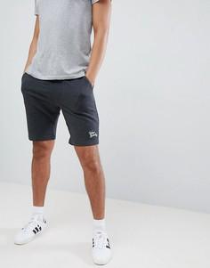 Трикотажные шорты с неоновой отделкой Tokyo Laundry - Серый