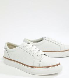 Кожаные кроссовки Sixty Seven - Белый