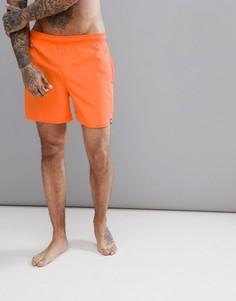 Оранжевые шорты для плавания adidas CV7110 - Оранжевый