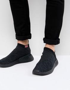 Черные кроссовки adidas Originals NMD CS2 Primeknit Boost CQ2373 - Черный