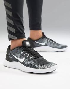 Черные кроссовки Nike Running Flex 2018 AA7397-001 - Черный