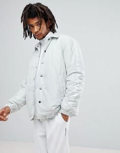 Дутая спортивная куртка Cheap Monday Core - Белый