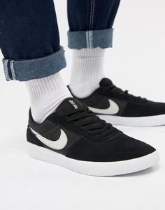 Черные кроссовки Nike SB Flex CS AH3360-003 - Черный