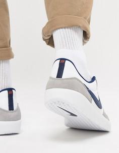 Серые кроссовки Nike SB Flex CS AH3360-002 - Серый