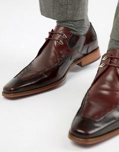 Красные туфли Jeffery West Scarface - Красный