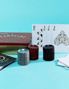 Набор для игры в покер Gentlemens Hardware - Мульти